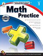 Math Practice, Grade 1 (eBook)