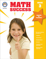 Math Success, Grade 3