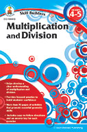 Multiplication And Division, Grades 4 - 5