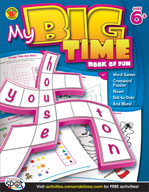 My Big Time Book of Fun, Grades 1-3