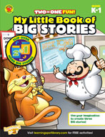My Little Book of Big Stories