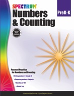 Numbers & Counting, Grades Pk - K