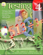 Preparing Students for Standardized Testing: Grade 4 by Ma