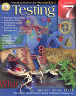 Preparing Students for Standardized Testing: Grade 7 by Ma