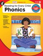 Reading for Every Child: Phonics, Kindergarten
