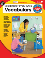 Reading for Every Child: Vocabulary, Grade 2