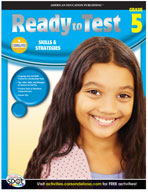 Ready to Test Language Arts and Math, Grade 5