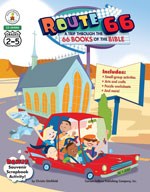 Route 66: Books of the Bible