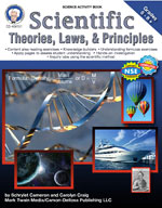Scientific Theories, Laws, and Principles by Mark Twain Media