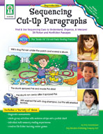 Sequencing Cut-Up Paragraphs