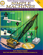 Simple Machines by Mark Twain Media