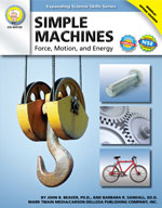 Simple Machines by Mark Twain Media
