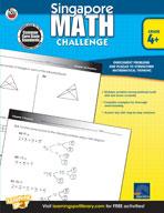 Singapore Math Challenge: Grades 4-6