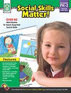 Social Skills Matter! Grades PK - 2 (ebook)