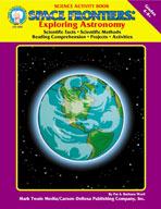 Space Frontiers by Mark Twain Media