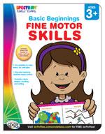 Spectrum Early Years Basic Beginnings: Fine Motor Skills