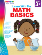 Spectrum Early Years Learn With Me: Math Basics