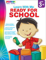 Spectrum Early Years Learn With Me: Ready for School