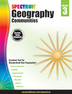 Spectrum Geography, Grade 3 (ebook)
