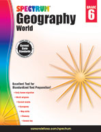 Spectrum Geography, Grade 6 (ebook)