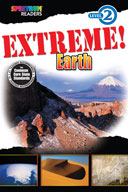 Spectrum Readers Level 2: Extreme! Earth