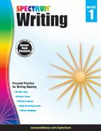 Spectrum Writing, Grade 1