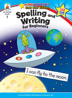 Spelling And Writing For Beginners, Grade 1 (ebook)