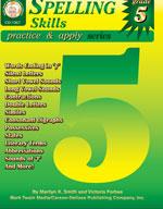 Spelling Skills: Grade 5 by Mark Twain Media