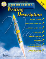 Student Booster: Writing Description by Mark Twain Media