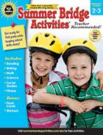 Summer Bridge Activities: Bridging Grades 2-3 (ebook)