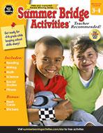 Summer Bridge Activities®, Bridging Grades 3–4 (ebook)