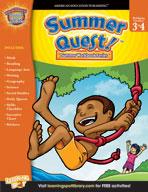 Summer Quest: Grades 3-4