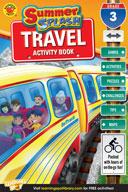Summer Splash Travel Activity Book: Grade 3