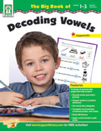 The Big Book of Decoding Vowels