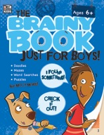 The Brainy Book Just for Boys!