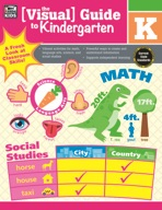 Visual Guide To Kindergarten