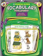 Vocabulary Development, Grade K