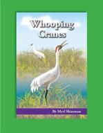 Whooping Cranes by Mark Twain Media