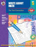 Write About Math, Grade 5