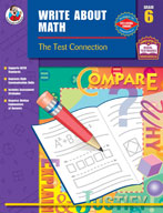 Write About Math, Grade 6