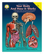 Your Body and How it Works by Mark Twain Media