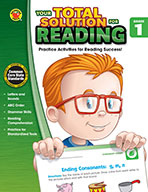 Your Total Solution For Reading, Grade 1 (eBook)