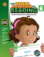 Your Total Solution For Reading, Prek (eBook)