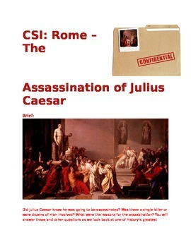 CSI Ancient Rome