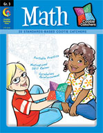 Cootie Catchers: Math (Grade 3)