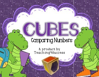 CUBES! - Comparing Numbers