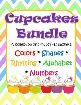 CUPCAKES Bundle