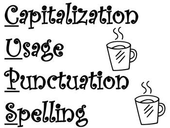 CUPS Proofreading