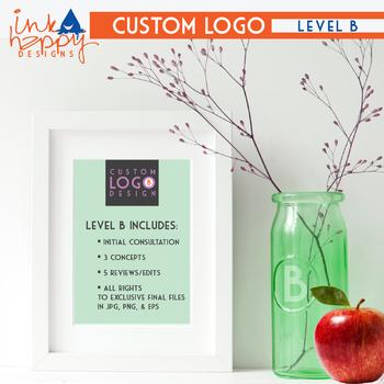 CUSTOM LOGO DESIGN | Level B