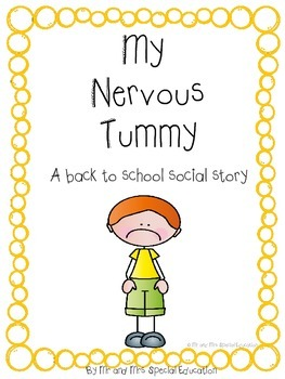 CUSTOMIZABLE Autism and Special Education Social Story: My